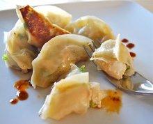 Scallop Potstickers Recipe