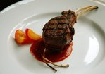 Double-Cut Wild Caught Venison Chops with Plum and Guajillo Chile BBQ Sauce Recipe