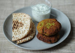 World's Easiest Falafel and Tzatziki Recipe