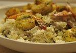 Shrimp Biryani (Indian Shrimp and Rice) Recipe