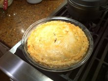 Harvest Chicken Pot Pie Recipe