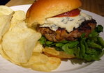 Umami Meatloaf Burger Recipe