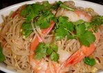 Thai Noodles with Shrimp Recipe
