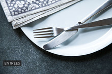 Flank Steak with a Mustard Salt Crust Recipe