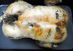 Simple Roast Chicken and Potatoes Recipe