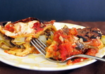 Butternut Squash & Black Bean Enchiladas Recipe