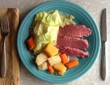 Classic Irish American Boiled Dinner (aka Corned Beef and Cabbage, plus) Recipe