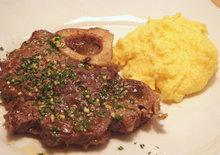 Same Time, Same Place Ossobuco and Saffron Polenta Recipe