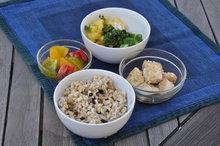 DVC Combo #3 (Fresh Pineapple Chutney and Thai Stir Fried Tofu) Recipe