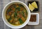 Dhaan Shaak Recipe