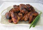 Asian Baked Chicken Wings Recipe