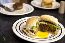 Moroccan Spiced Burger Recipe