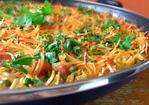 VEGAN FIDEUA - SPANISH NOODLE PAELLA Recipe
