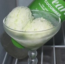 Sherbet à la Cucumber Munchers Recipe