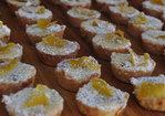 Lemon Pistachio Tartlets Recipe