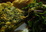Savory Swiss Chard Tart Recipe