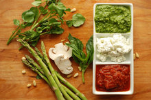 Weeknight Margeritesque Pizza Recipe