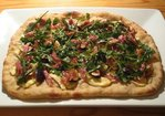 Fig, Brie & Prosciutto Pizza Recipe