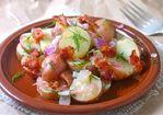 Pennsylvania Dutch Warm Potato Salad Recipe