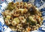 Fall Farro Salad Recipe