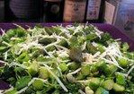 Asparagus, Fava Bean & Pea Shoot Salad Recipe