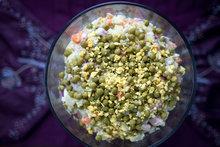 Olivier Potato Salad Recipe