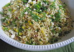Summer Corn Salad with Toasted Grains Recipe