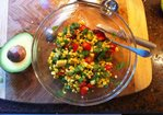 Summer Grilled Corn Salad Recipe