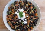 Chipotle Black Bean and Butternut Squash Salad Recipe