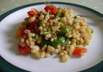 Barley &  Sundried Tomato Salad Recipe