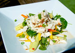 Thai Crab and Mango Salad Recipe