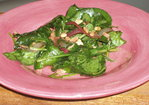 Wilted Spinach Salad Nancy's Way Recipe