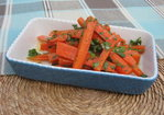Italian Garlic & Carrot Salad Recipe
