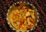 Asian Pear, Mango and Red Pepper Salad Recipe