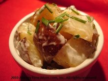 Baked Potato Salad Recipe