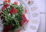 Blood Orange and Pea Sprout Salad Recipe