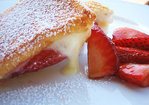 Strawberry Grilled Cheese Sandwiches Recipe