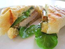 Breaded Pork Chop Panini Bliss Recipe