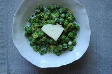Milk Peas Recipe