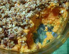 Sara's Sweet Potato Casserole Recipe