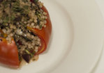 Tomatoes, Stuffed and Baked Recipe