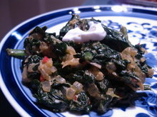 Better than Creamed Spinach Spinach Recipe