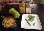 Split bengal gram lentil Recipe