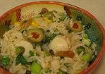 Brazilian Rice Recipe