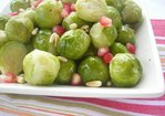 Pressure Cooker (or not) Red, White & Green Brussles Sprouts! Recipe