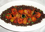 Autumn Vegetable Tagine with Lentils Recipe