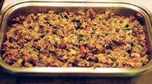 Oyster and Shiitake Mushroom Stuffing Recipe