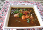 Rabbit and Tasso Gumbo Recipe