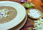 Peruvian Posole with all the Fixings Recipe