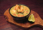 Coconut Curry Shrimp Soup Recipe